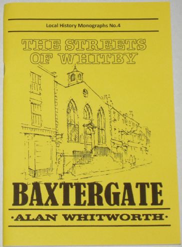 The Streets of Whitby - Baxtergate, by Alan Whitworth